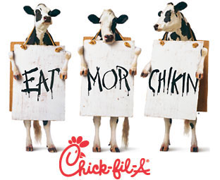 Kids Eat Free at Chick-Fil-A